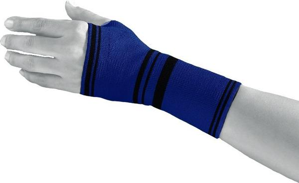 Bort ActiveColor Daumen-Hand-Bandage Blau Gr. M
