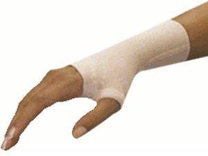 Bort Handgelenkstütze mit eingefasster Daumenaussparung Gr. M