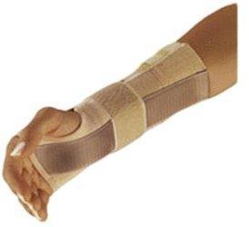 Bort Arm- und Handgelenkschiene links blau/schwarz Gr. M