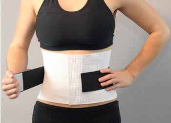 Hydas Bauch- und Rückenstützgürtel extra stark