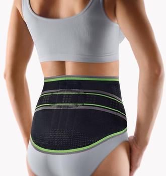Bort Stabilobasic Sport Lady Rückenbandage mit Pelotte Gr. 6