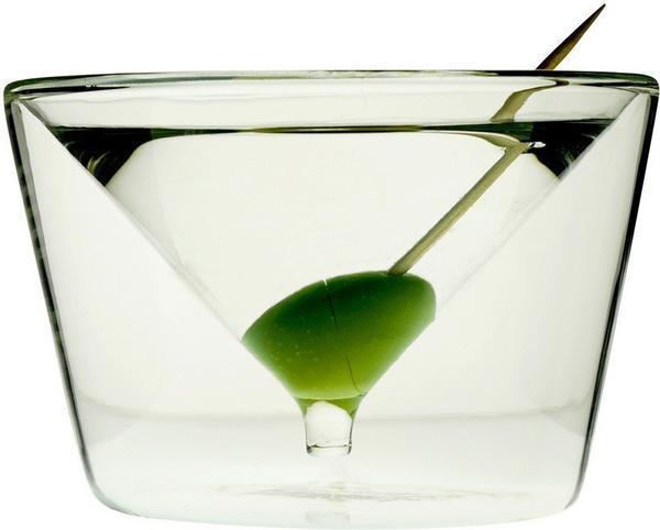 Charles & Marie InsideOut Martini Glas 2er-Set