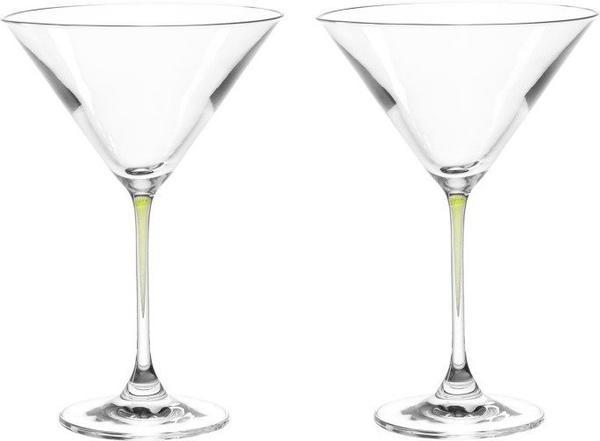 Leonardo Cocktailschalen La Perla verde