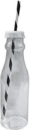 Zak Soda Flasche mit Trinkhalm 70 cl Tritan
