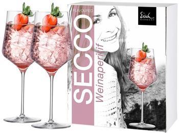 Eisch Secco Flavoured Wein-Aperitif-Glas 2er Set 518/21