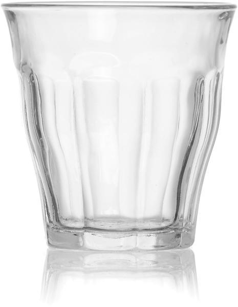 Duralex Wasserglas Picardie 25 cl (1 Stück)