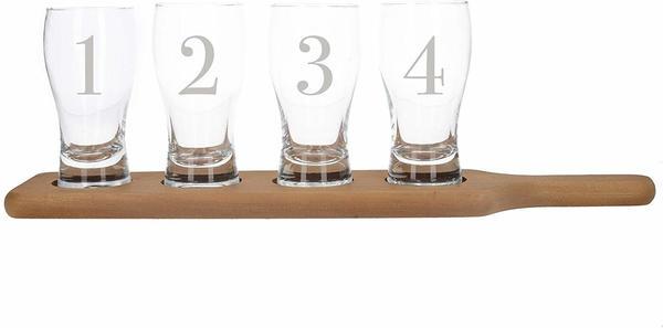 Creative Tops Tops Bier Tasting Geschenk-Set