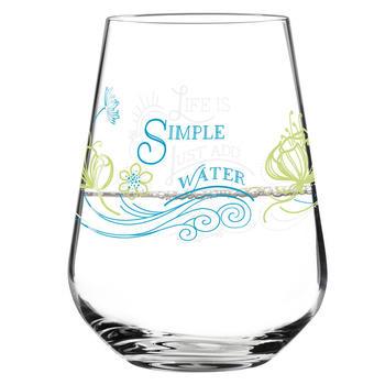 Ritzenhoff Aqua e Vino Design Wasser- und Weinglas Herbst Natalia Yablunovska (3380008)