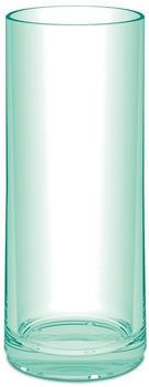 Koziol CHEERS NO. 3 Longdrink-Glas - transparent jade - 250 ml