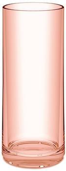 Koziol CHEERS NO. 3 Longdrink-Glas - transparent rose quartz - 250 ml