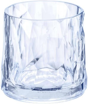 Koziol CLUB NO. 2 Trinkglas - transparent aquamarine - 250 ml