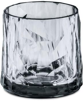 Koziol CLUB NO. 2 Trinkglas - transparent grey - 250 ml