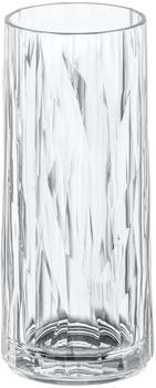 Koziol CLUB NO. 3 Longdrink-Glas - crystal clear - 250 ml
