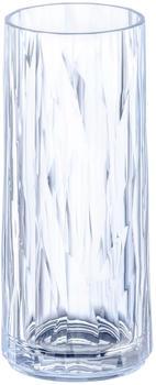 Koziol CLUB NO. 3 Longdrink-Glas - transparent aquamarine - 250 ml