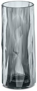 Koziol CLUB NO. 3 Longdrink-Glas - transparent grey - 250 ml