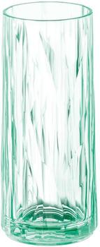 Koziol CLUB NO. 3 Longdrink-Glas - transparent jade - 250 ml