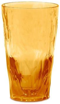 Koziol CLUB NO. 6 Longdrink-Glas - transparent amber - 300 ml