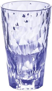 Koziol CLUB NO. 6 Longdrink-Glas - transparent fresh blue - 300 ml