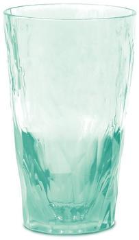 Koziol CLUB NO. 6 Longdrink-Glas - transparent jade - 300 ml