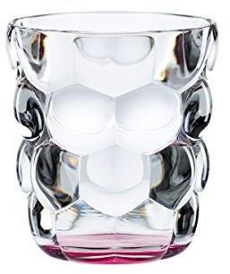 Nachtmann Bubbles Becher 330 ml 2er Set Pink