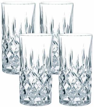 Nachtmann Noblesse Longdrinkglas 375 ml Set 4tlg