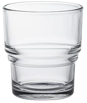 Duralex Bistro Wasserglas 210 ml 4er Set