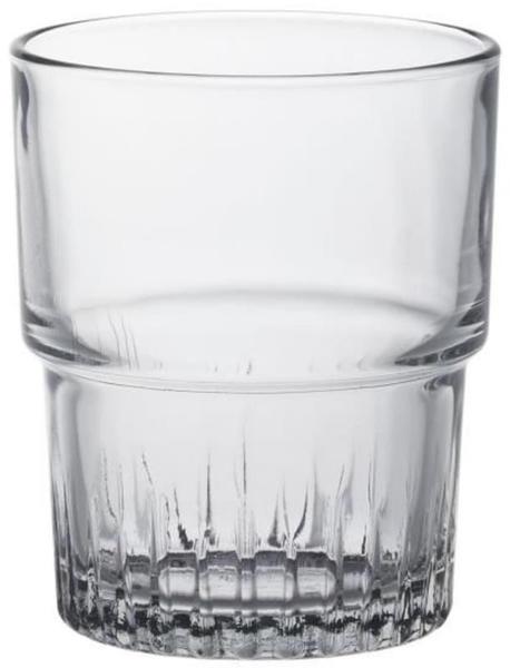 Duralex Empilable Wasserglas 160ml stapelbar