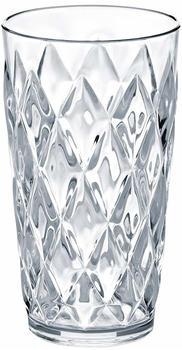 Koziol Longdrinkglas Crystal 450 ml