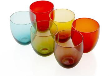 Brandani Gläser-Set 6-teilig bunt (57849)