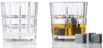 Leonardo Spiritii Wh Becher Sof 250 ml mit Whisky Steinen