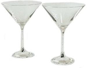 Swarovski Crystalline Cocktailglas 2er Set