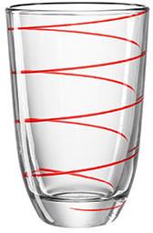 Montana :Jolly Becher 290 ml 6er Set rot