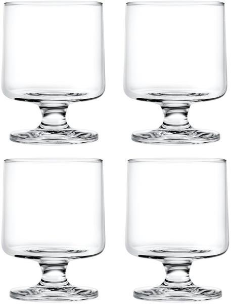 Holmegaard Stub Gläser 210 ml 4er-Set
