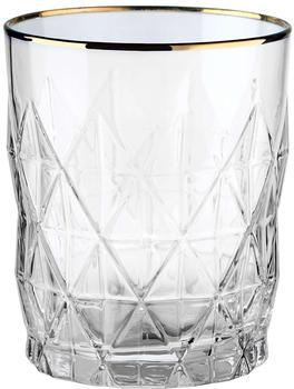 butlers-upscale-6x-wasserglas-mit-goldrand-345ml-gold-14637271