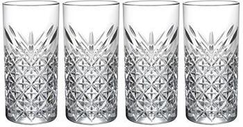 Mäser Longdrinkbecher Glas Timeless transparent 10241218