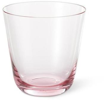dibbern-wasserglas-capri-0-25-l-rose