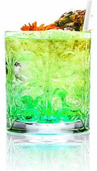 RCR 26244020006 Tattoo Trinkgläser aus Kristall 6er-Set Glas Becher
