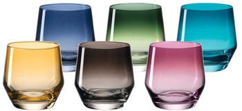 Leonardo Puccini Trinkglas 0,24l sortiert 6er Set