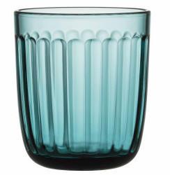 Iittala iittala Raami Trinkglas 26 cl seeblau