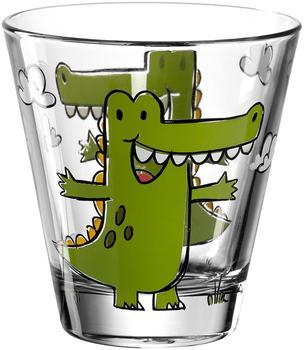 Leonardo Trinkglas Bambini Krokodil 215 ml 017900