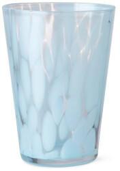 Ferm Living Casca Glas 27cl Pale blue