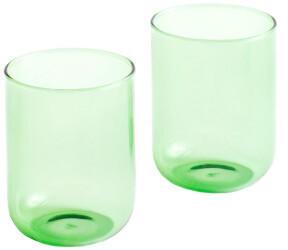Hay HAY Tint Tumblerglas 30cl 2er Pack Green