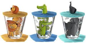 Leonardo Kinder-Trinkset 9-tlg. BAMBINI Mehrfarbig 0