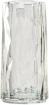 Koziol Club Superglas No.8 Trinkglas transparent Kunststoff ø 7,5 cm, h 14,7 cm