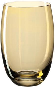 Leonardo LD Becher 460ml amber Lucente