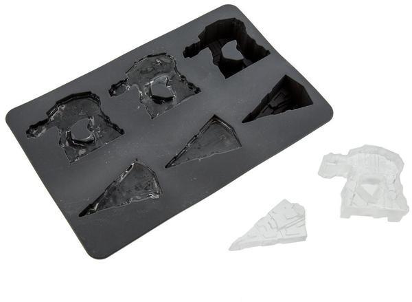 Underground Toys Eiswürfelform Star Wars AT-AT und Destroyer