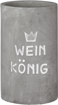 Räder Poesie et Table Vino Weinkühler Weinkönig