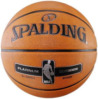 Spalding NBA Silver Outdoor Herren