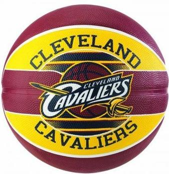 Spalding NBA Team Ball Cleveland Cavaliers (Size: 7)
