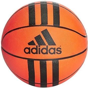 adidas-3-stripes-mini-basketball-orange-black